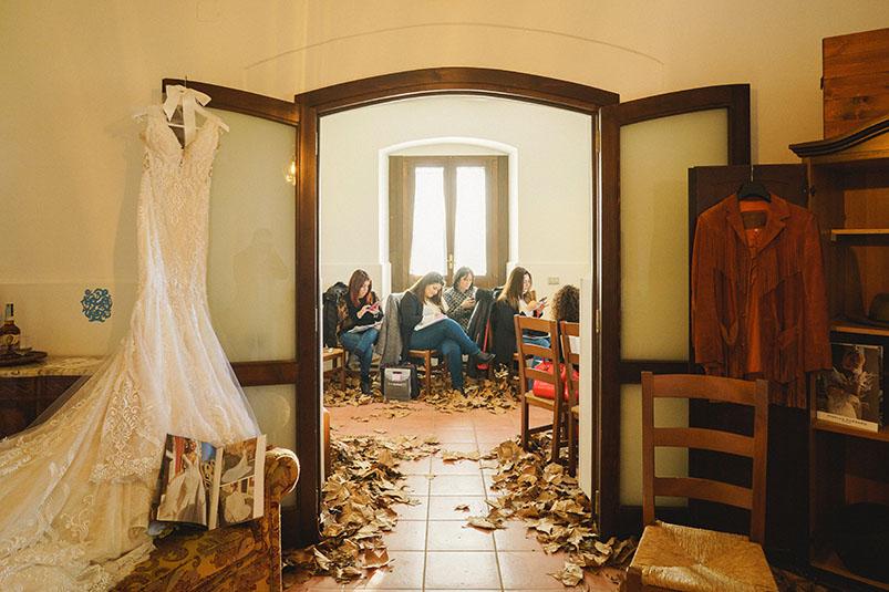 Masterclass Francesca Ragone trucco sposa salerno