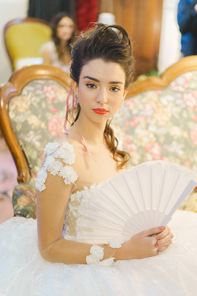 Trucco sposa living coral Beyouty Passaro Sposa
